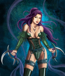 Sexy Warrior Princess