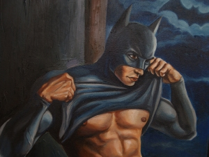Batman Undressed