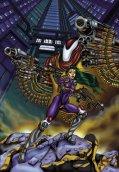 Akemi #1 Comic Book Cover